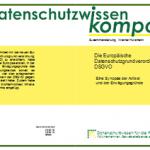 Band 02: DSGVO Synopse - Artikel und Erwägungsgründe