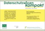 Band 03: DSGVO-Synopse, Art., Erwägungsgründe, §§ des BDSG